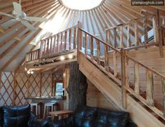 Kentucky Yurts | Red River Gorge Yurts