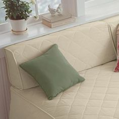 jcp home cotton classics quilted wedge bolster covers jcpenney
