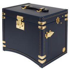 #TOTB -- #Moynat and #Guerlain a new beauty trunk for the #OrientExpress