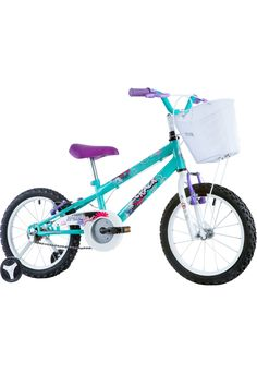 f3f4854f5 Bicicleta Aro 16 Feminina Cross Raiada Preto Track Bikes