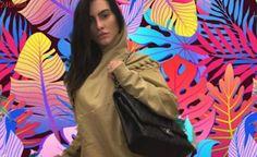 """Era para olhar a bolsa!: Look de Cleo Pires confunde fãs: """"Sem calcinha?"""""""