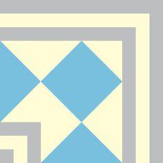 ODYSSEAS 402 Handmade Tiles, Cement