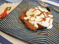 Plantain latkes...a great dessert after a Chanukah meal!