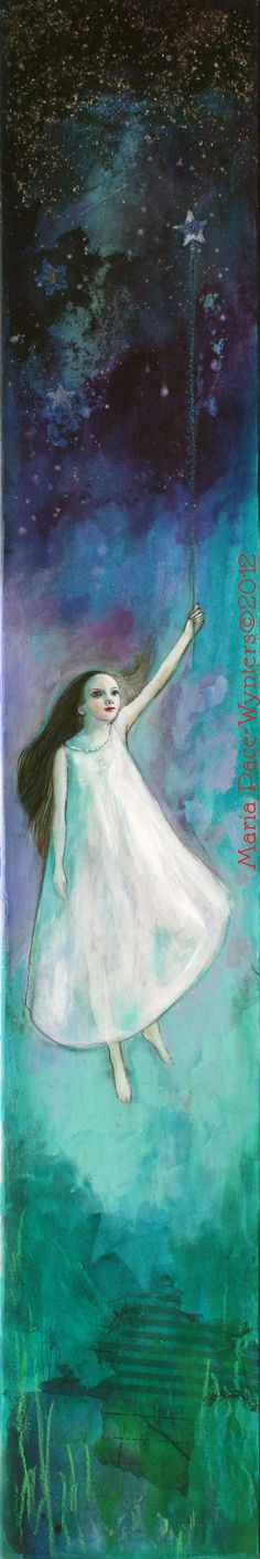"""""""She Wished Upon a Star"""", by MARIA PACE-WYNTERS"""