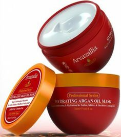Hair Care- Arvazallia Argan Oil Hair Products | The Box Queen