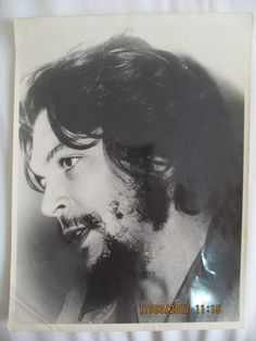 Original picture Che 1960 Signed on back by Che!