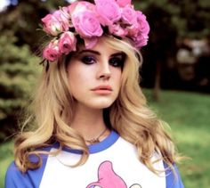 flower headbands and floral crowns: hair