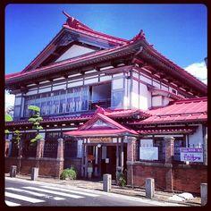 Osamu Dazai memorial hall in Aomori.太宰 治 記念館。#japan #osamu dazai #japan travel