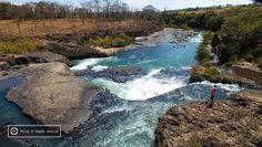 Blog Viagens, Turismo e Aventura: Cachoeira do Rio Claro, Nova Ponte, MG
