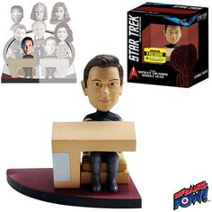 San Diego Comic-Con | exclusives | #TNG Build-a-Bridge Wesley Crusher!
