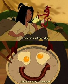 Mulan, one of the best.