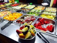 Tổng hợp 25 địa chỉ ăn trái cây tô trộn ya-ua ngon nhất Sài thành - Mun