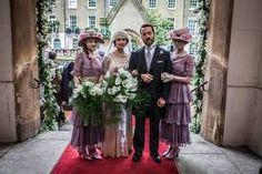Rosalie's wedding day