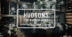 Hudsons is more than a burger joint, it's an integral part of a trend-setting culture. Open everyday from 12PM – 11PM.
