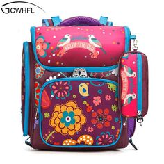 3bb66d1337a6 Korean Style Kids Suit School Backpacks Children Orthopedic Schoolbags  School Bags for Girls Boys Backpack Girl Mochila Escolar