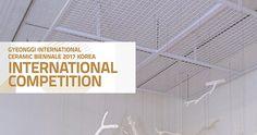 Bienal de Cerámica Gyeonggi | Certamen | Corea  Sobre cien mil dólares en premios en esta concurso que busca mostrar la actualidad y futuro del arte de la cerámica.