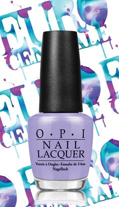 You're Such A Budapest from the Euro Centrale collection for OPI- I absolutely ADORE this color! Types Of Nail Polish, Blue Nail Polish, Types Of Nails, Blue Nails, Opi Nails, Nail Manicure, Nail Polishes, Manicures, Opi Nail Colors