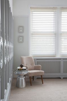 Superbly stylish Silhouette® Shades take the harshest sunlight and smoothly transform it into beautifully diffused natural light. Radiator Cover, Hunter Douglas, Shades Blinds, Window Dressings, Window Styles, Shutters, Natural Light, Sunlight, Window Treatments