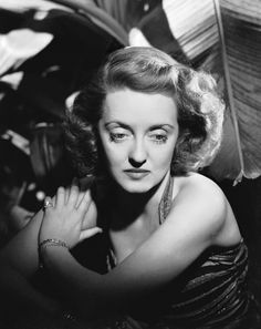 """To fulfill a dream, to be allowed to sweat over lonely labor, to be given a chance to create, is the meat and potatoes of life. The money is the gravy. "" -Bette Davis"