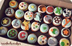 #babyshowercupcakes