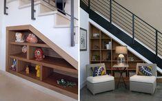Decorar el hueco bajo la escalera