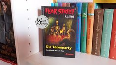 WortWelten: [REVIEW] R. L. Stine: Die Todesparty (Fear Street,...