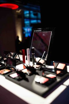 Givenchy Make Up, Beauty & Perfume Now at Sephora Switzerland. Givenchy Launch at Spehora at Papiersaal Zurich Switzerland Sephora, Givenchy Beauty, Dom Perignon, Adventure Holiday, Lipstick Collection, Switzerland, Jewelry Collection, The Balm, Beauty Makeup