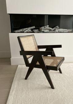 Easy Armchair by Pierre Jeanneret