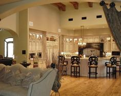 French Country Kitchen Decorating Ideas Design, Pictures, Remodel, Decor and Ideas - page 5
