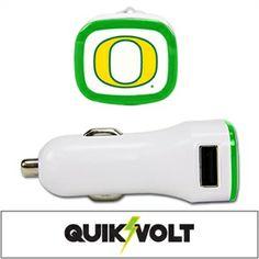 MobileMars-Oregon Ducks USB Car Charger