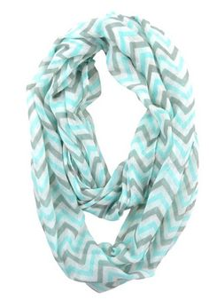 Chevron Infinity Scarves $6.49 Saving My Family Money