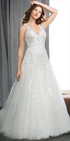Kenneth Winston 2017 Wedding Dress