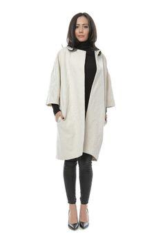 Palton elegant ivoire cu imprimeu floral P4-I -  Ama Fashion Normcore, Elegant, Floral, Style, Fashion, Classy, Swag, Moda, Fashion Styles