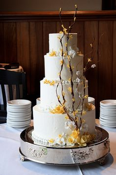 Gorgeous Cake #wedding #cake
