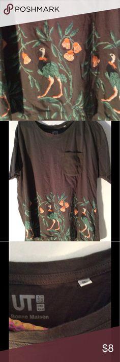 Uniqlo t shirts cotton 100% Nice shirts Uniqlo Tops Tees - Short Sleeve