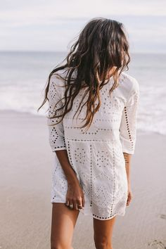 Amuse Society | Blog Lex Weinstein in the Ophelia Dress.