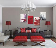 Wohnzimmer Deko Rot design wohnzimmer rot schwarz hochflor teppich rot schwarz von moderner designer teppich rimini Die Petersburger Hngung Petersburger Hngung Rot Wohnzimmer
