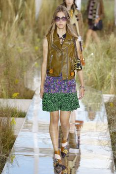 Coach   Ready-to-Wear - Spring 2016   Look 12