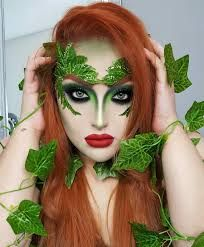 Image result for poison ivy makeup