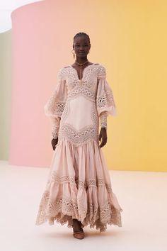 Fashion News, Runway Fashion, Fashion Outfits, Vogue Fashion, Zimmermann, Warm Weather Outfits, Scarf Dress, Button Down Dress, Resort Dresses