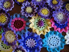 Japanese Flower Motif | This pattern is making the rounds. T… | Flickr