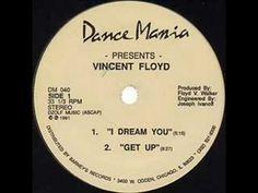 Vincent Floyd - Get Up 1991