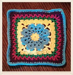 """Ravelry: Project Gallery for More V's Please - 12"""" square pattern by Melinda Miller"""