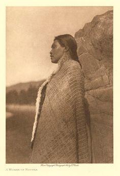 Nootka woman – 1915