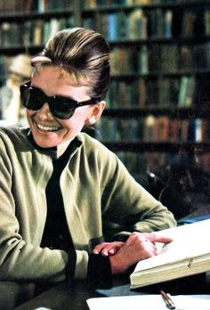 Love her smile - Breakfast at Tiffany's