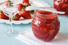 OPILÉ JAHODY Preserves, Pickles, Ham, Pesto, Honey, Food And Drink, Homemade, Cooking, Pineapple