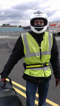 Guy G, well done mate  #motorcycletrainingmanchester #cbtmanchester 0161 973 3450