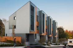 E+//226-232 Highland | Architect Magazine | Interface Studio Architects, Urbanica Design, Boston, MA, United States, Multifamily, New Construction, Energy Star, LEED Platinum, BSA Design Awards 2014