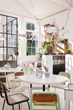 dining nook / kitchen inspiration