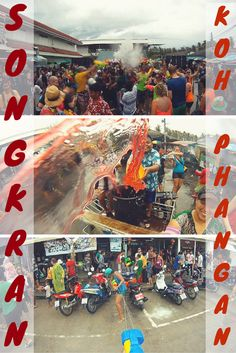 Every year a war breaks out on the streets of Koh Phangan, Thailand. The weapon of choice is the infamous water gun, armed and ready to fire waiting to drench it's next victim. Take an inside look at our experience at the Songkran festival.